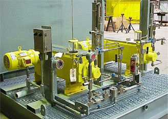 Packaged Systems Division Industrial Equipment Packages